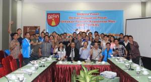 Peserta Diskusi Panel GPKN | GKPN