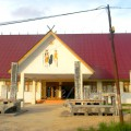 Kantor DPRD Nias Selatan   Etis Nehe