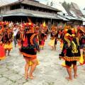 Atraksi Maluaya di Bawömataluo | Etis Nehe