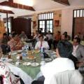 Pertemuan di Pulau Dua Resto usai pembatalan pengesahan Provinsi Kep, Nias | Sofi Manao