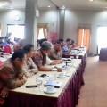 Para peserta musyawarah paripurna Fornisel | Etis Nehe