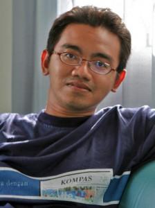 Haryo Damardono, wartawan harian Kompas | Dok. Pribadi/FB