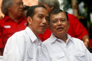 Jokowi dan Jusuf Kalla | jokowidiary.blogspot.com