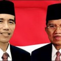 Presiden Jokowi dan Wapres Jusuf Kalla | IST