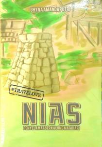 Sampul depan Novel Nias: Penyelamat Berkalung Matahari | EN