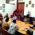 Pertemuan pimpinan Sinode BKPN dan GNKPI dengan Pimpinan PGI Pusat | Etis Nehe