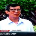 Yasonna H Laoly ditunjuk sebagai Menkumham | Tayangan Live Metro Tv