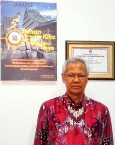 Pdt. Dr. Andreas A. Yewangoe | Etis Nehe