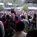 Aksi demo mahasiswa Nias Selatan | TD