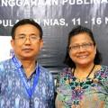 Pdt. Dr. Henriette Tabita Lebang & Pdt. Gomar Gultom, M.Th.   Media Center SR PGI XVI