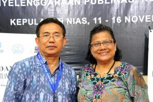 Pdt. Dr. Henriette Tabita Lebang & Pdt. Gomar Gultom, M.Th. | Media Center SR PGI XVI