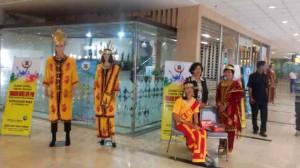 Posko Panitia Perwakilan  Medan di Bandara Kualanamu | TG
