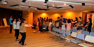 Suasana seminar | Etis Nehe