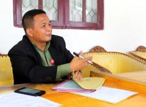 Kepala Dinas Dukcapil Nias Selatan Restu Jaya Duha | Etis Nehe