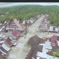 Cuplikan wajah Desa Bawomataluo dari udara | Zen Setia