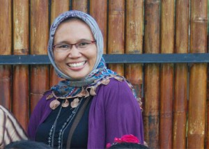 Koordinator Advokasi PKPA Nias Chairidani Purnamawati | PKPA Nias