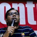 Koordinator Kontras Haris Azhar | okezone.com