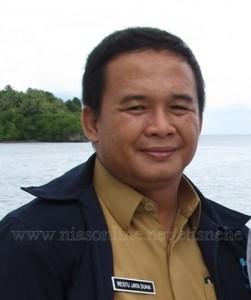 Kadis Pertanian dan Kehutanan Nias Selatan Restu Jaya Duha | NiasOnline.net