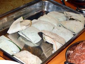 Makanan tradisional Nias, Pepes | Etis Nehe