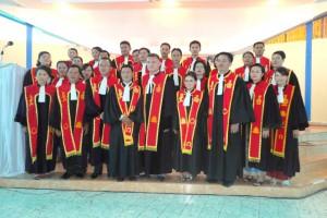 Sebagian para pendeta BKPN | FB Sinode BKPN