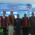 Pimpinan VPower Group dan Bupati Nias Sochiatulo Laoli | VPower