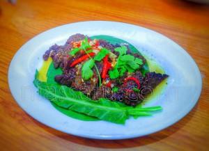 Neah Yang Suan Thai (Sapi panggang ala Suan Thai/BBQ Beef Suan Thai Style) | Etis Nehe