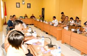 Pertemuan advokasi & sosialisasi pencegahan penyakit kaki gajah Kota Gunungsitoli | Dishubkominfo Kota Gunungsitoli