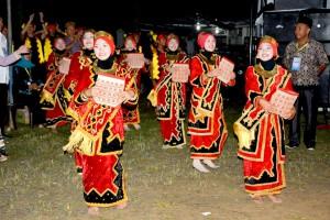 Kegiatan hiburan pada MTQN ke-IV Kota Gunungsitoli | Dishubkominfo Kota Gunungsitoli