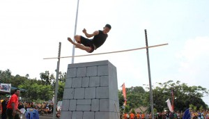Juara II Khairman Bu'ulolo | Ariston Manao