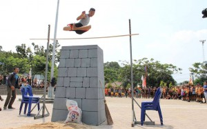 Juara III Linesman Haria | Ariston Manao