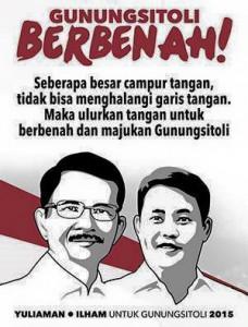 Pasangan Yuliaman - Ilham | FB