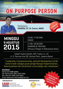Flyer LC Indonesia Agustus 2015 | LC Indonesia