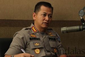Kombes Mardiaz Kusin Dwihananto | harianandalas.com