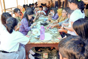 Para peserta pelatihan | Dishubkominfo Kota Gunungsitoli