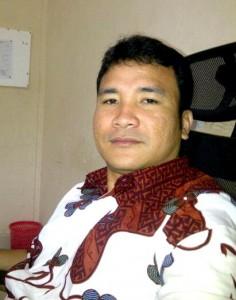 Kasi Pidsus Kejari Gunungsitoli Yunius Zega | FB