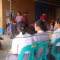Suasana di salah satu TPS di Kota Telukdalam, Nias Selatan | Christiani Berta Manao
