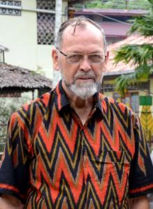 Pastor Johannes M. Hämmerle, OFMCap | Nata'alui Duha/MPN