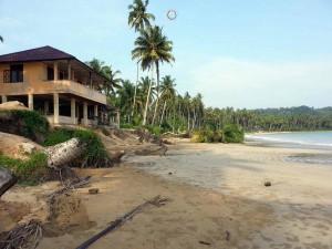 Penambangan pasir di Pantai Sorake | Humas Nisel