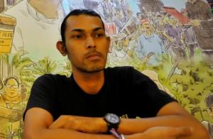 Aktivis KontraS Arif Nur Fikri | metrotvnews.com