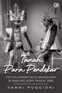 Sampul Buku Tanah Para Pendekar